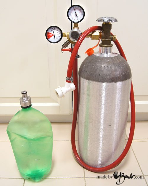 How To Make Your Own Home Carbonation System