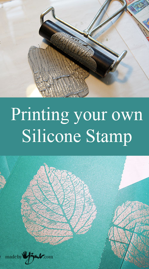 Printing your own Silicone Stamp
