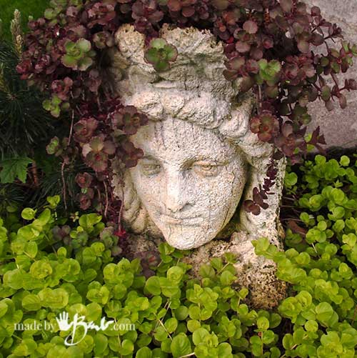 And I Popped His Head Off. (Donu0027t Worry, He Is Back Together Now). My  Inspiration Is This Favourite Planter ...