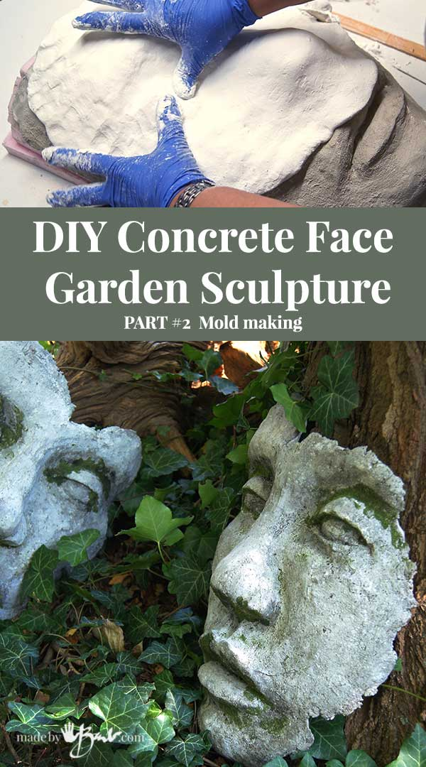Why Not Be Able To Share Your Great Designs By Making A Mold From Them?! My  Huge Face Sculpture Will Now Be Able To Be Duplicated As Iu0027m Sure You Have  A ...