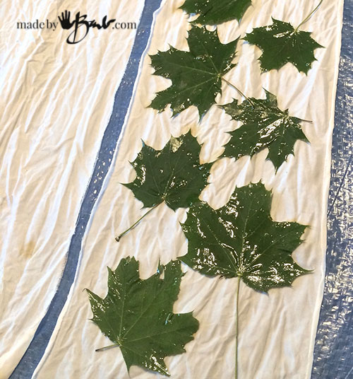Eco Printing - Nature's Miracle - Made By Barb - a simple