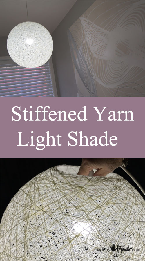 Stiffened Yarn Shade