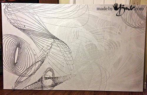 MCM-Thriftstore-Living-room-pendulum-art