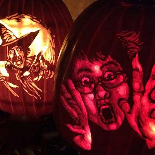 Tips & Tricks For Foam Pumpkin Carving