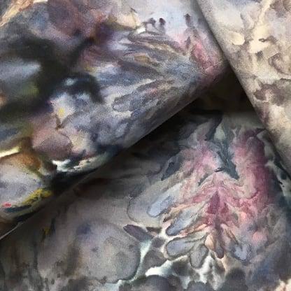 Amazing Ice Dye Color Splitting