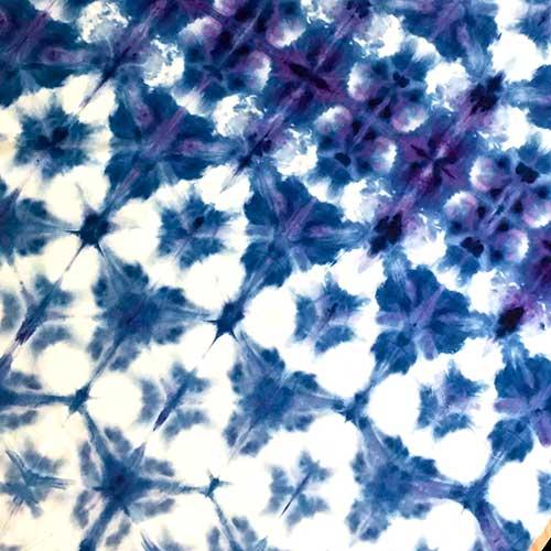 Surprising Shibori Ice Dye