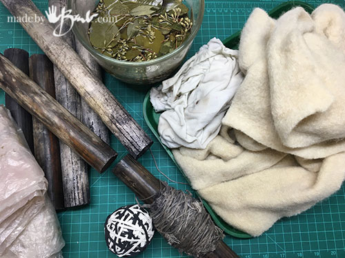 tools of eco printing